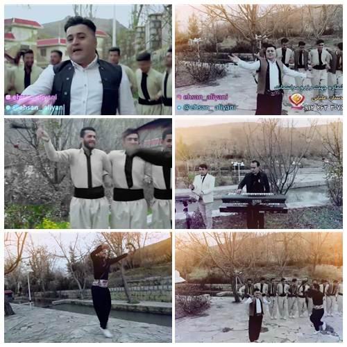 دانلود موزیک ویدئو احسان علیانی با نام بهاره