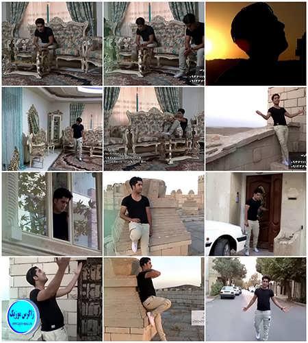 دانلود دو موزیک ویدیو بسیار زیبا از بهمن زکاوت با نام های قسمت و حلفه نامزدی