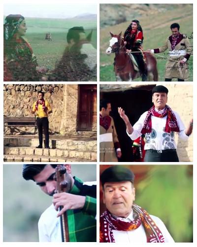 دانلود موزیک ویدیو استاد بهمن اسکینی و سجاد اسکینی به نام لر شنگ قطاری