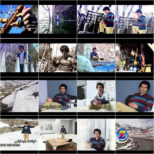 دانلود دو موزیک ویدیو از سعید قیاسی با نام های بی براری و حسرت